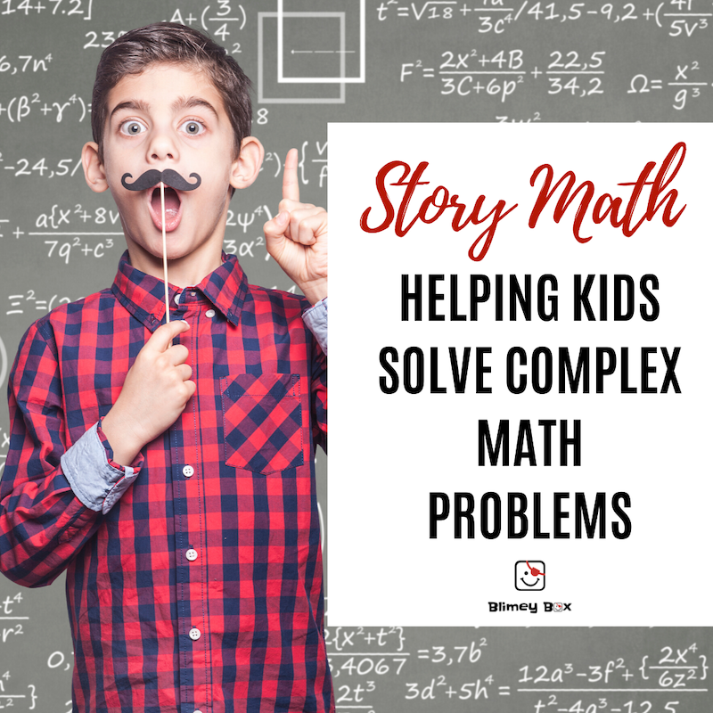 Story Math - Helping Kids Solve Complex Math Problems