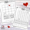 Valentine Paper Coding Activity - Fun for Kids!