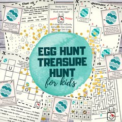 Egg Hunt Treasure Hunt