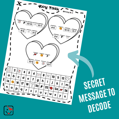 Secret message to decode