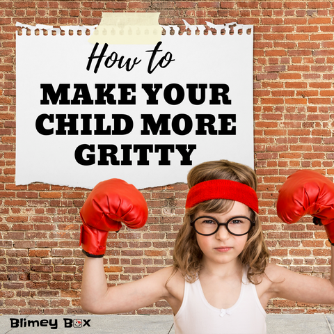 make your child more gritty