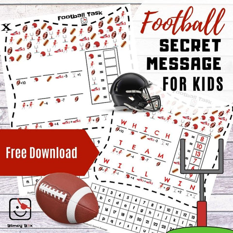 football game for kids