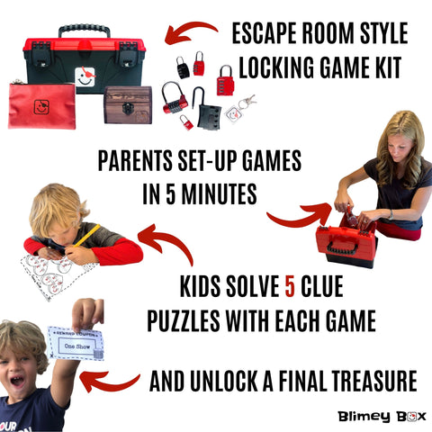 How to play learning escape games for kids