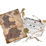 Pirate Treasure Hunt | Escape Game for kids | Printable Treasure Hunt | Ages 5-10