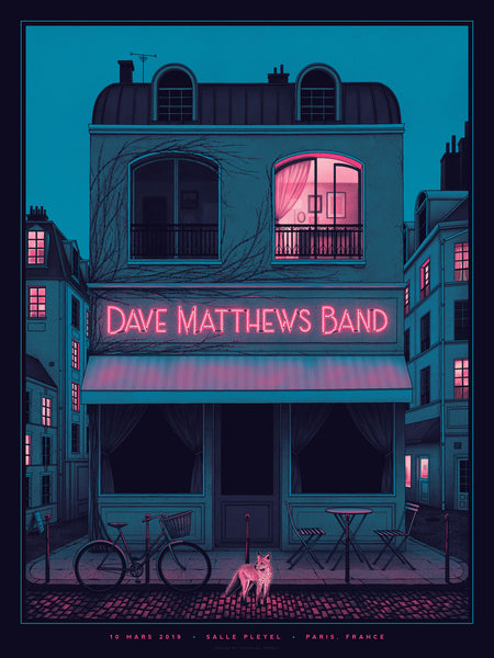 Dave Matthews Band - Paris, FR
