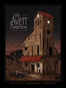 The Avett Brothers - Bakersfield, CA