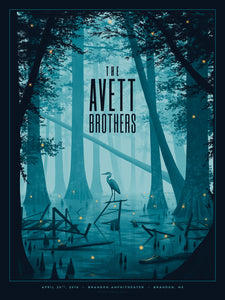 The Avett Brothers - Brandon, MS