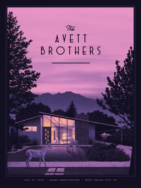The Avett Brothers - West Valley City, UT