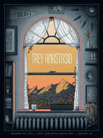 Trey Anastasio - Boulder, CO - Dec. 14th