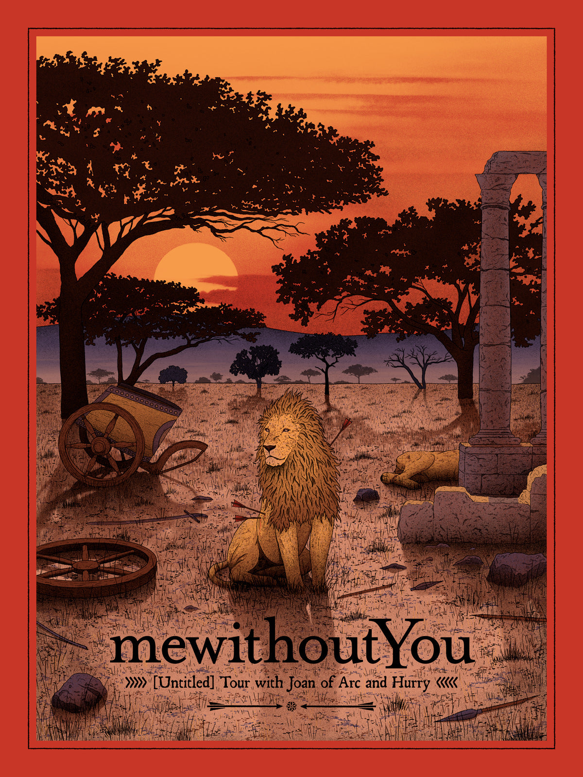 mewithoutYou - [Untitled] Tour