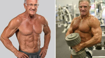 10 Tips To Add Muscle At Any Age