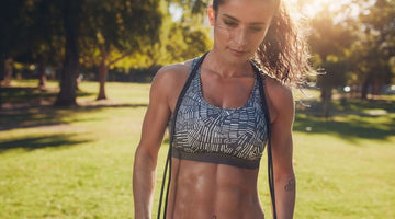 Outdoor Workout To Build Muscle & Burn Fat