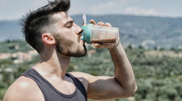 Try This Homemade Mass Gainer