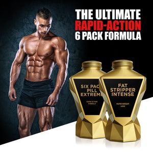 Six Pack Extreme - MAX INTENSITY
