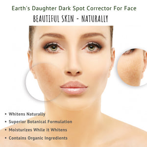 Earth's Daughter Natural Whitening Serum with Kojic Acid, Niacinimide, and Stay C