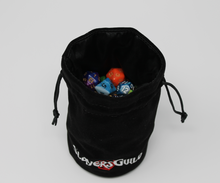 Load image into Gallery viewer, Velvet and Satin Dice Bag for RPG Like D&D (4) - Slayers Guild