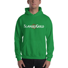 Load image into Gallery viewer, Black Hooded Sweatshirt - SlayersGuild