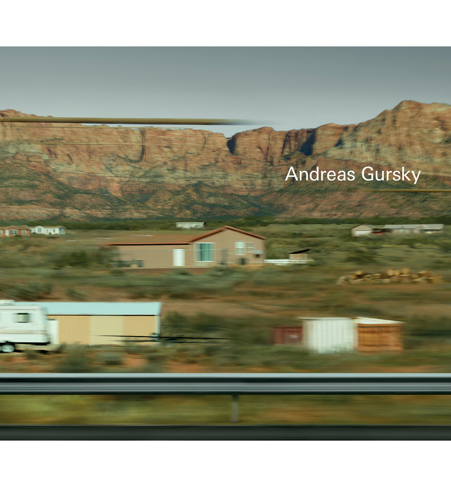 Andreas Gursky Catalogue
