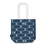 Denim Net & Ball Tote Bag