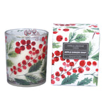 Red Berry Candle