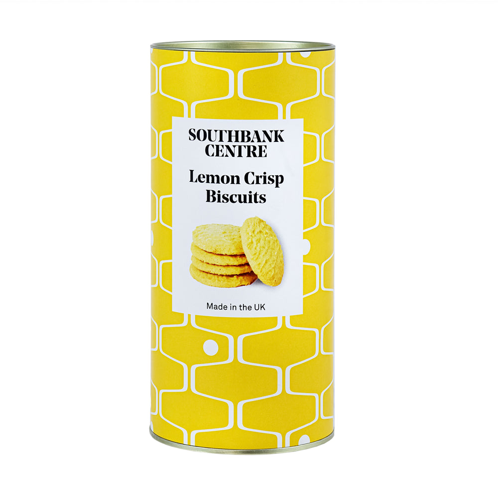Net & Ball Lemon Crisp Biscuits