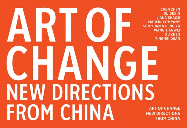 Art of Change: New Directions from China book cover