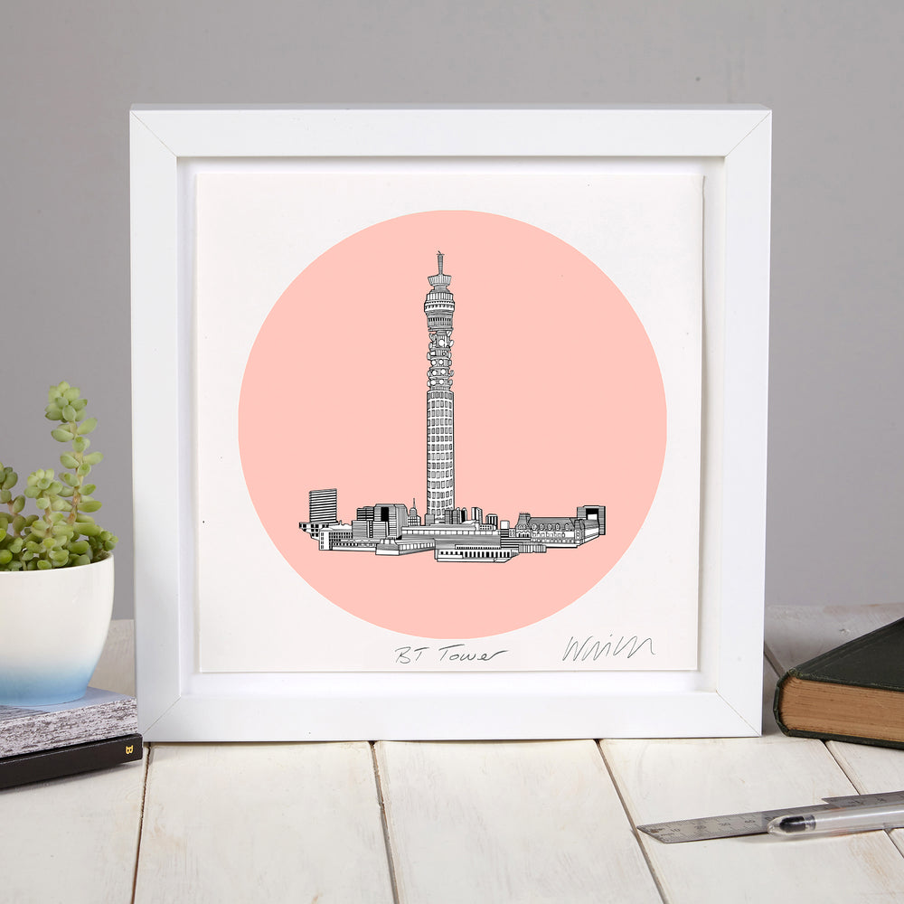 BT Tower Print