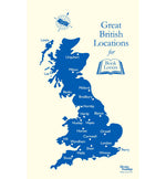 Book Lovers Tea Towel