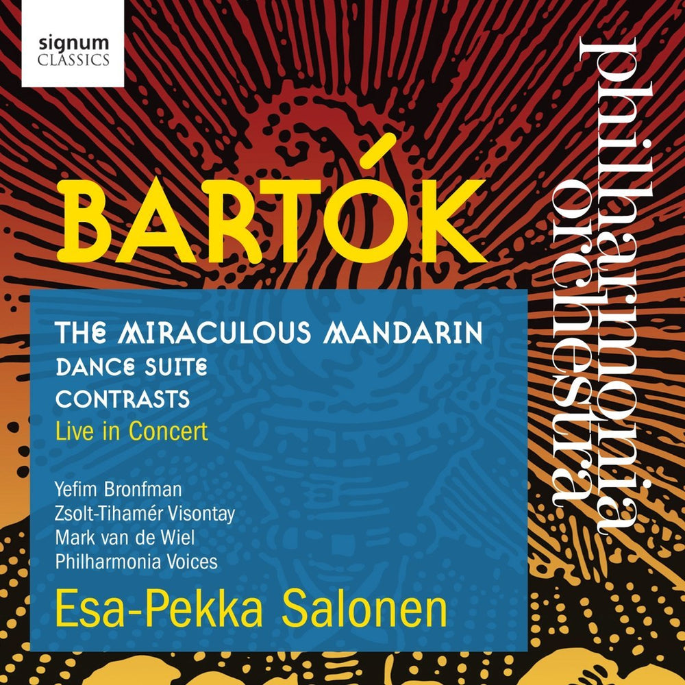 PO Bartók: The Miraculous Mandarin