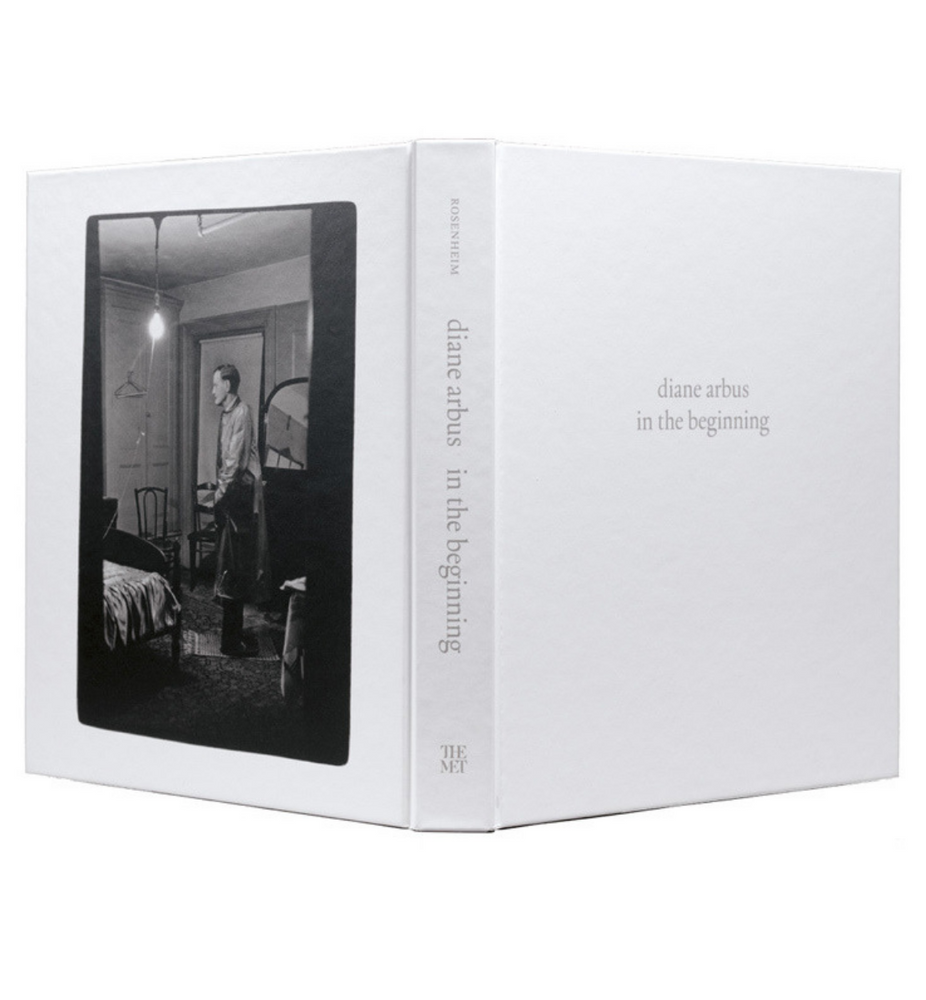 diane arbus catalogue: in the beginning