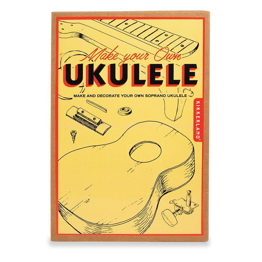 Make Your Own Ukelele