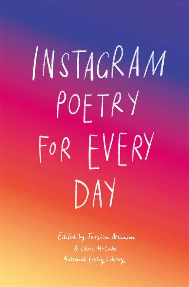 Instagram Poetry for Every Day - from the National Poetry Library