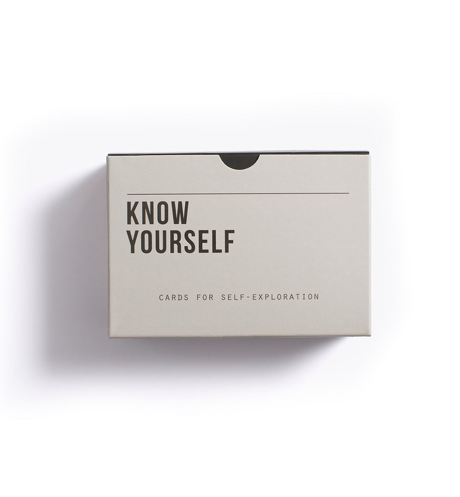 Know Yourself Cards
