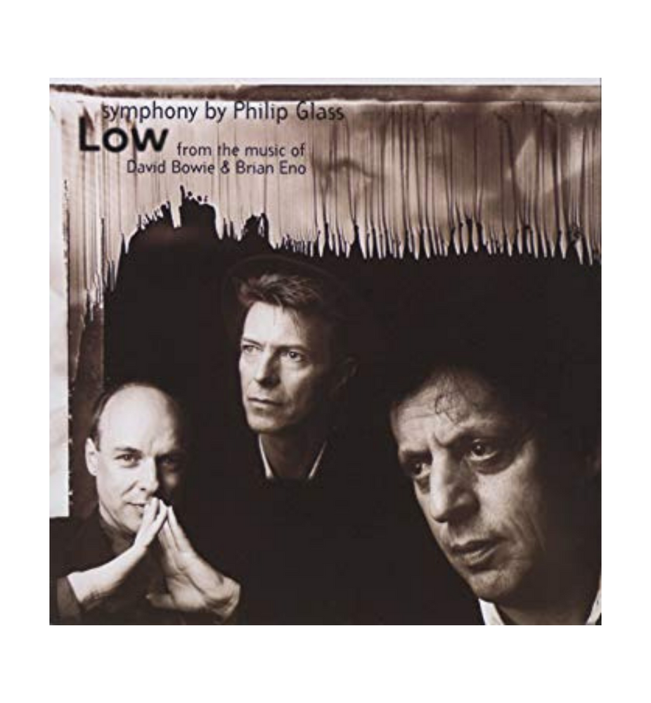 Philip Glass: Low Symphony From The Music Of David Bowie & Brian Eno