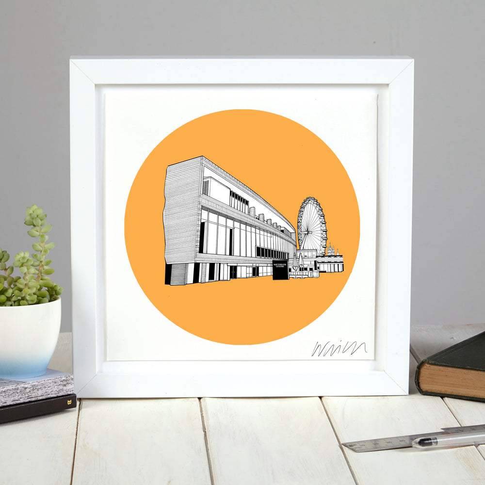 Royal Festival Hall Print