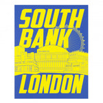 Southbank Buildings Print