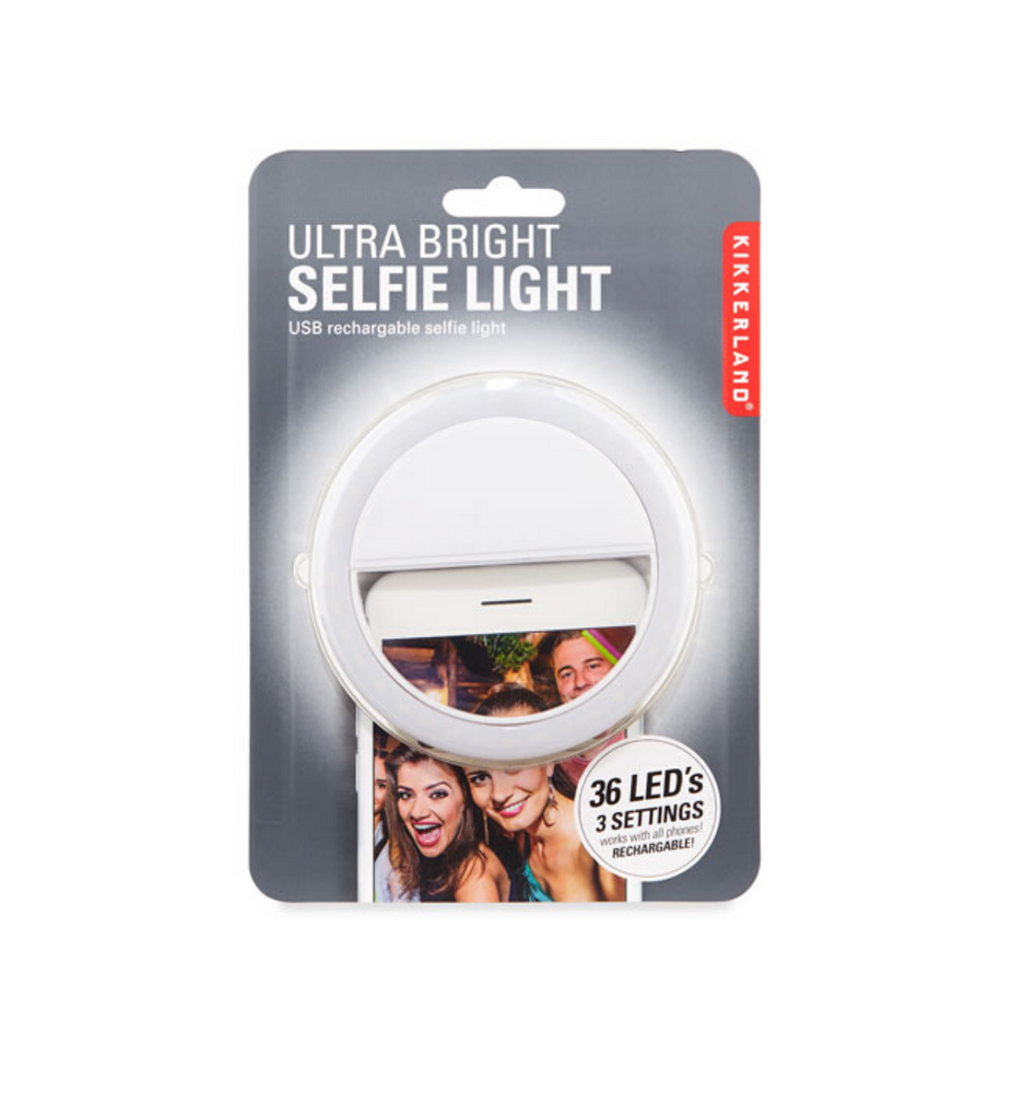 Ultra Bright Selfie Light