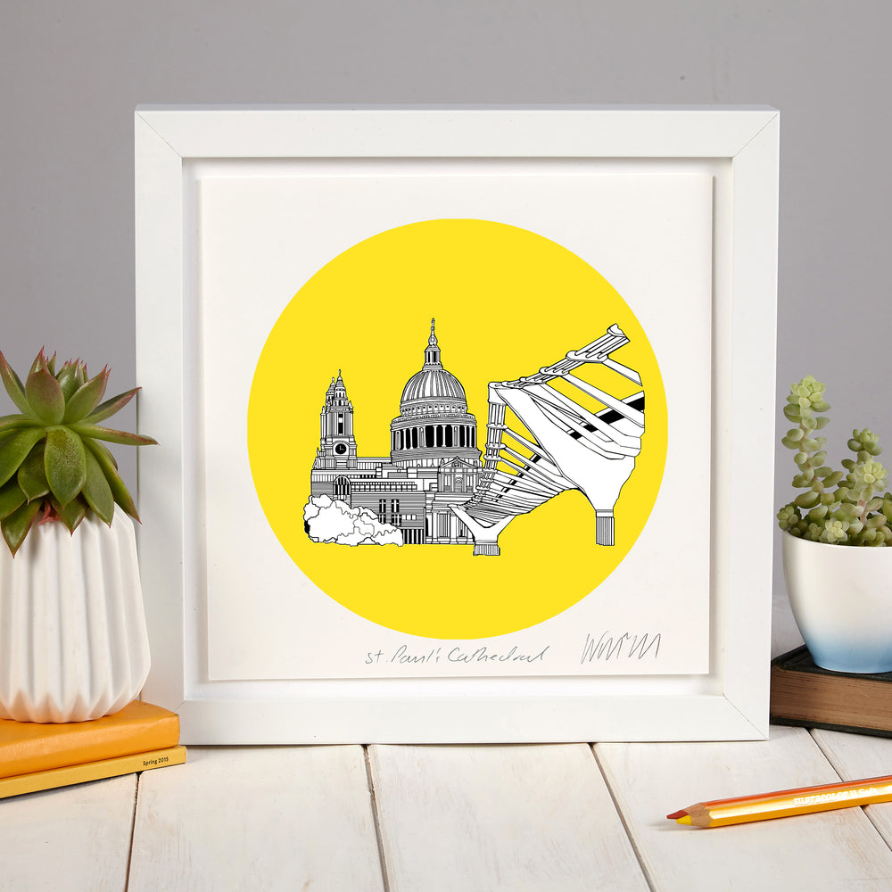 St Paul's Cathedral Print
