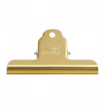 Gold Clampy Clip