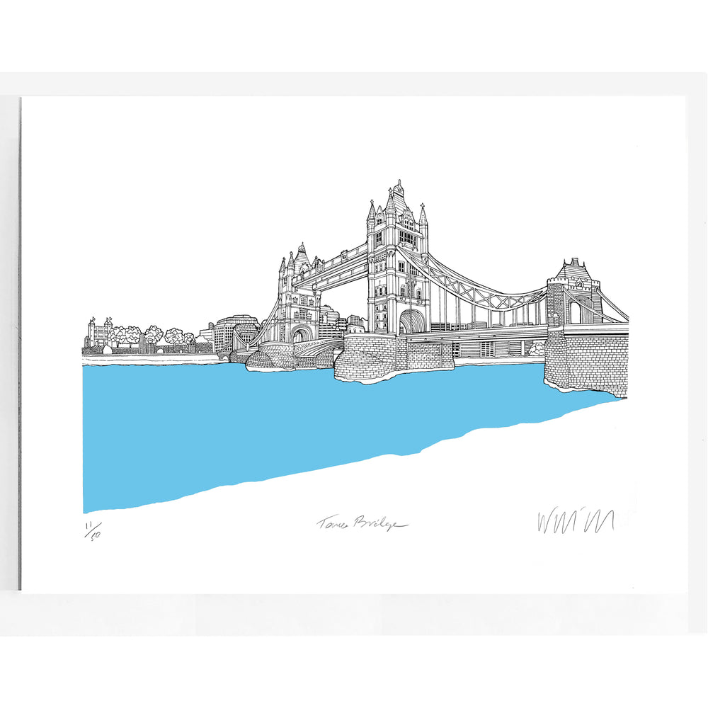 Tower Bridge Print