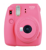 Instax Mini 9 Camera in Pink
