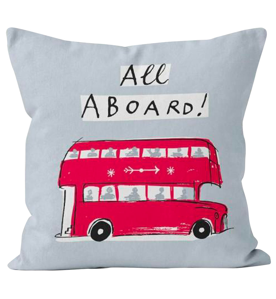 Alice Tait London Cushion