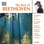 Best of Beethoven CD
