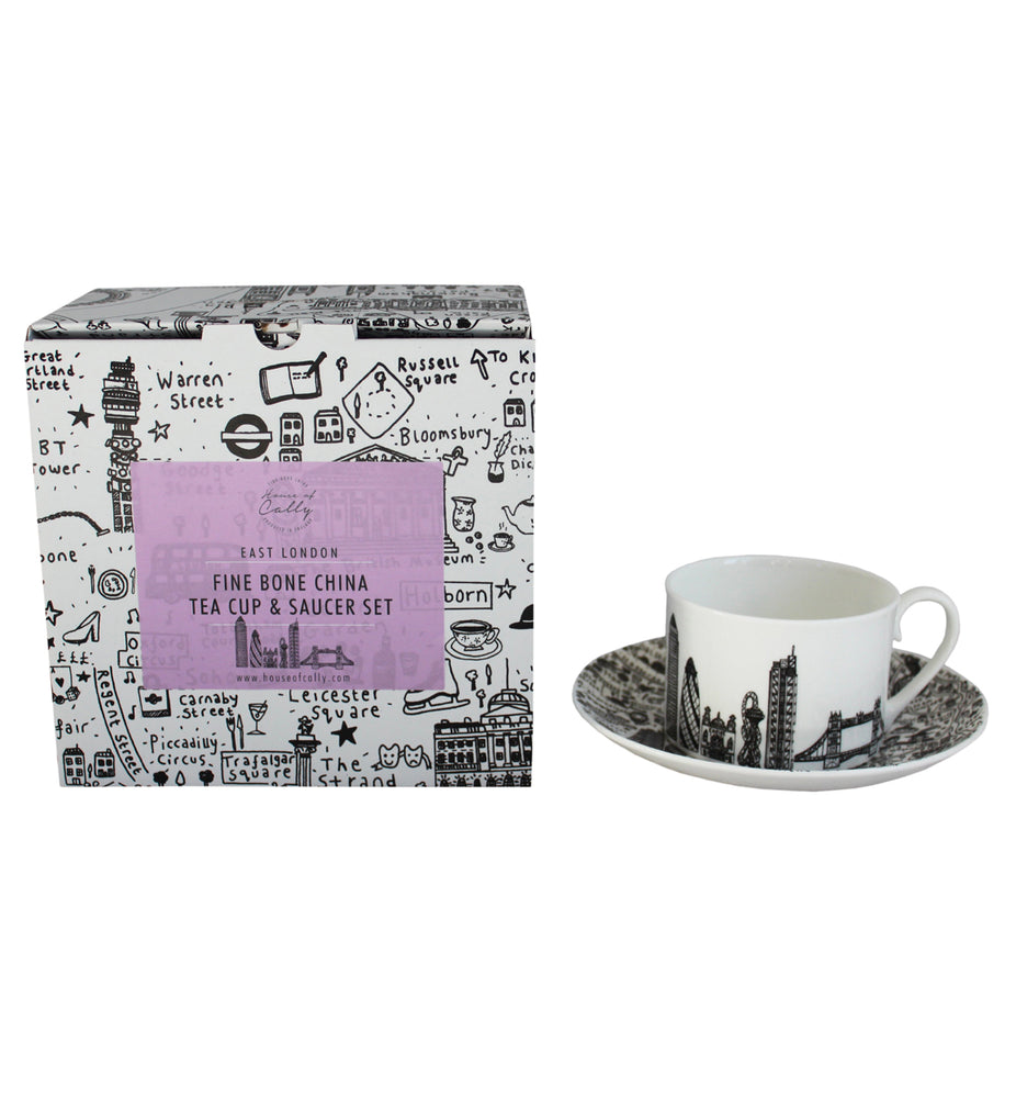 East London Tea Set