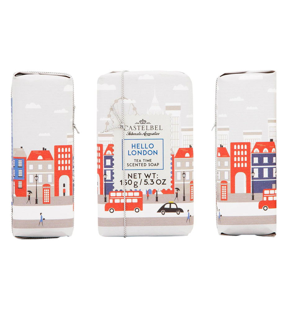 Hello London Soap