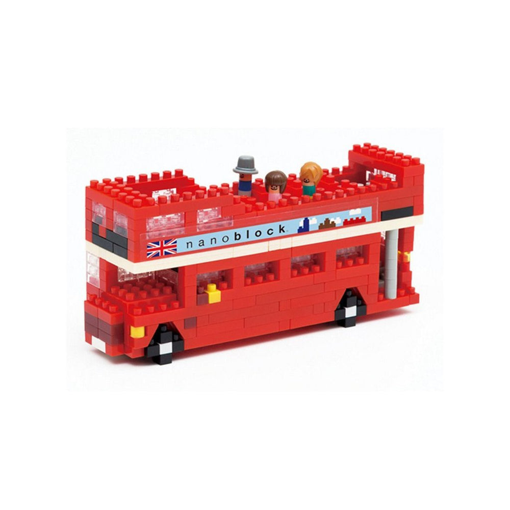 Nanoblock London Bus