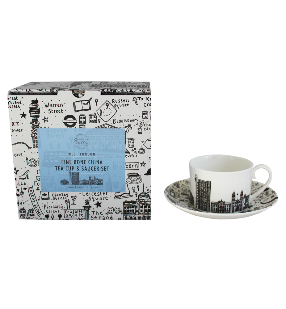West London Tea Set