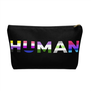 Makeup Bag - Power of Pride Collection (Non-Binary, Genderfluid, Genderqueer, Agender, Androgyne)