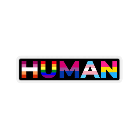 HUMAN Sticker - Power of Pride Collection
