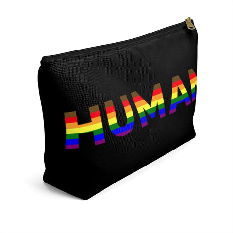 Makeup Bag - Power of Pride Collection (LGBTQIA+ POC / Philly Pride Flag)